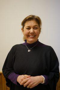 Fabienne Hughes – Vice Chairman