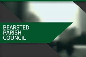 Bearsted Parish Council Green and Black The Council Image
