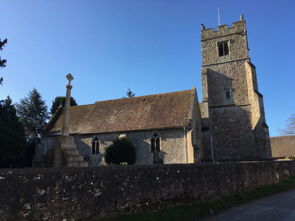 Holy Cross Church Bearsted